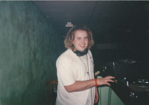 Jason Dunne at Tribal Gathering 2 - Aug 19997