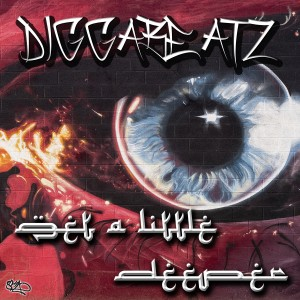 Diggabeatz - Get a Little Deeper cover art