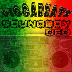 Diggabeatz - SoundBoy Ded cover art 1