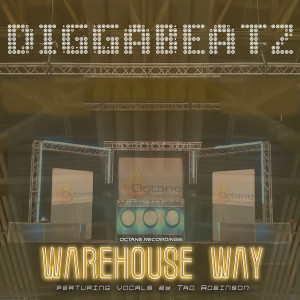 Diggabeatz - Warehouse Way cover art Octane logo downloaded from internet