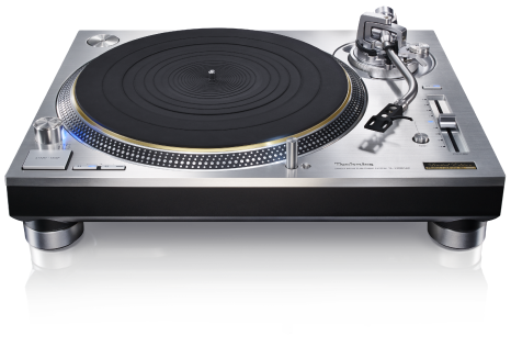 The Technics 1200 returns (just like I said it would, but better)