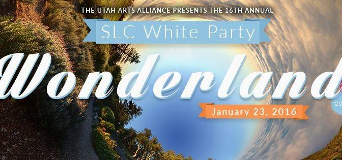DiggaGig review – Wonderland – Utah's White Party – January 23rd, 2016